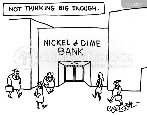 big thinker cartoon