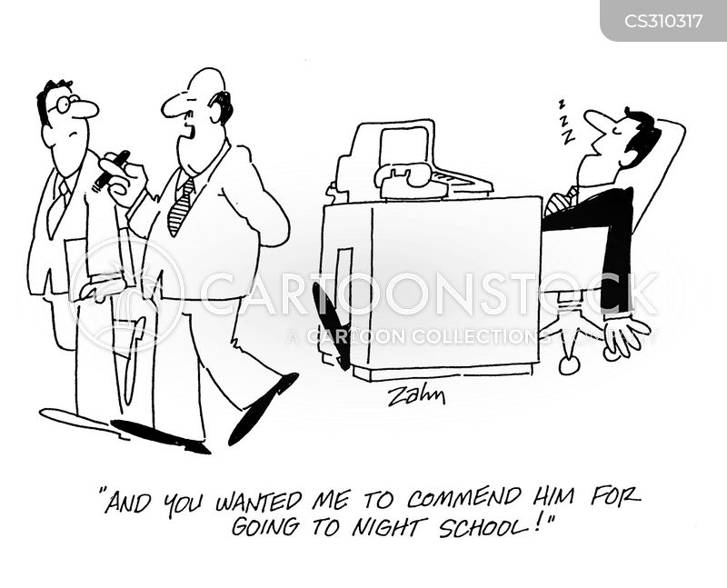 commended cartoon