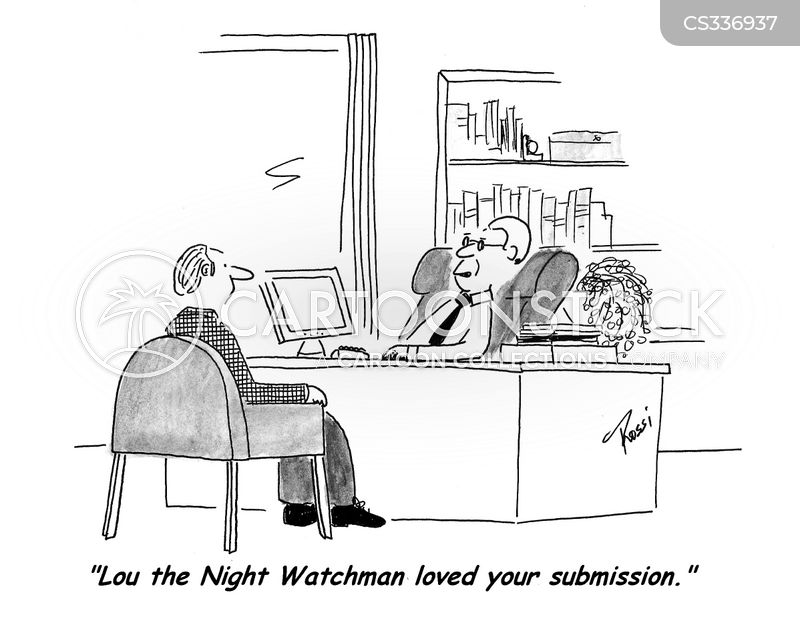 submissions cartoon