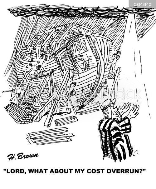 overrun cartoon