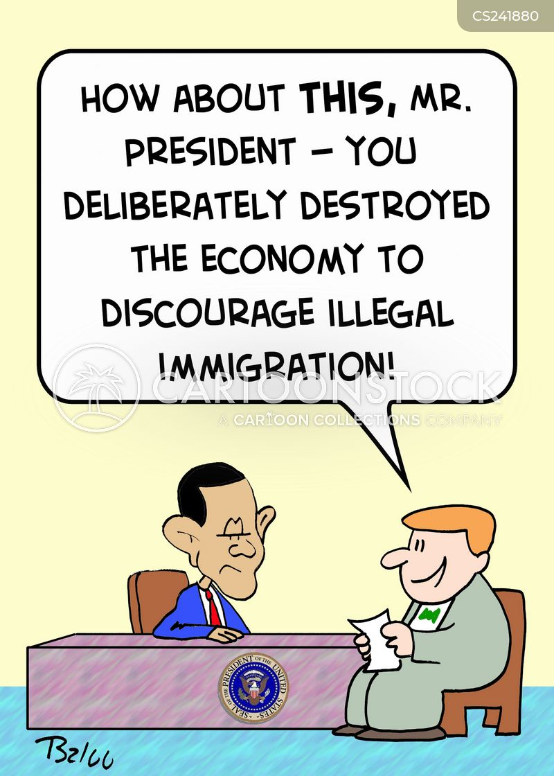 discourage cartoon