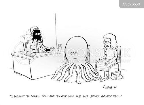 forewarning cartoon