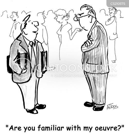 vanity publishing cartoon