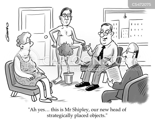strategists cartoon