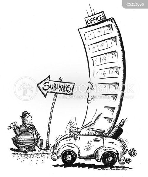 industrialization cartoon