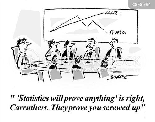 blunder cartoon