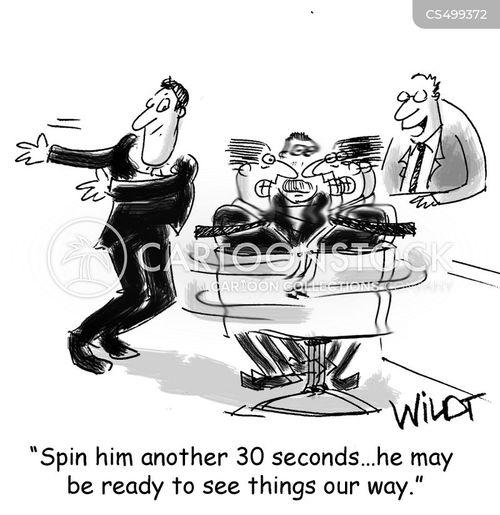 coerce cartoon