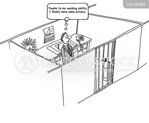 welding cartoon