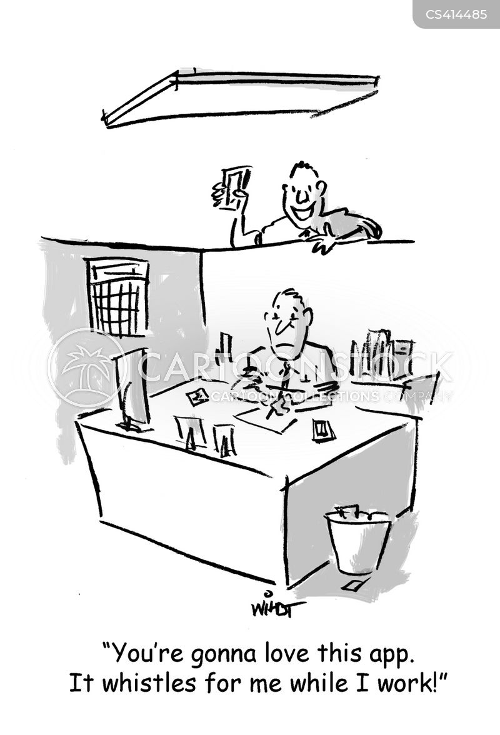 whistled cartoon