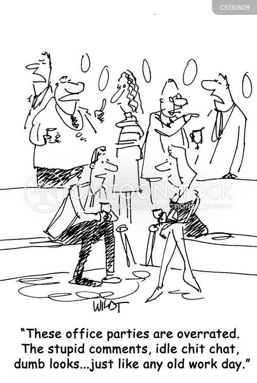 work days cartoon
