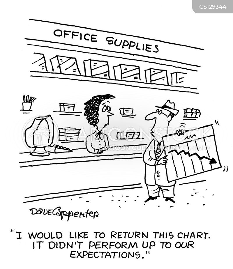 refund cartoon