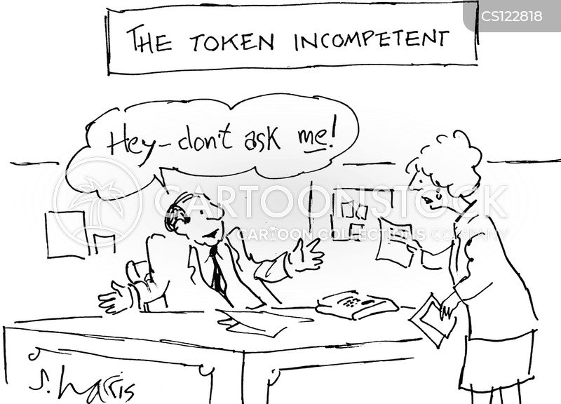 incompetent workers cartoon