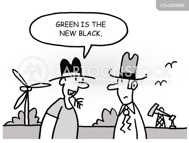 alternative energies cartoon