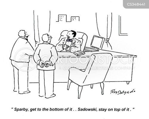 on top cartoon