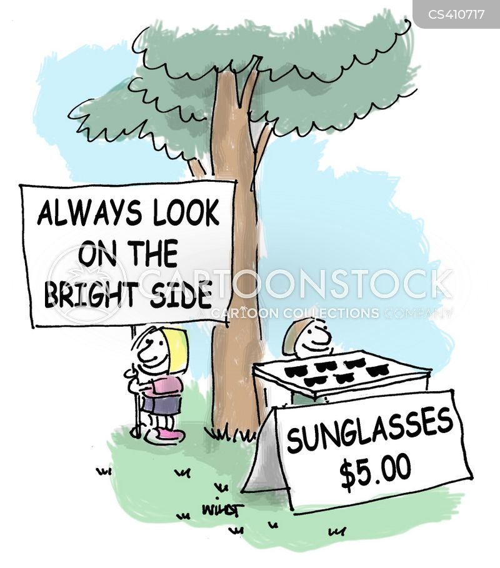 sunshade cartoon