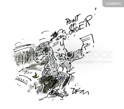 rumpled cartoon