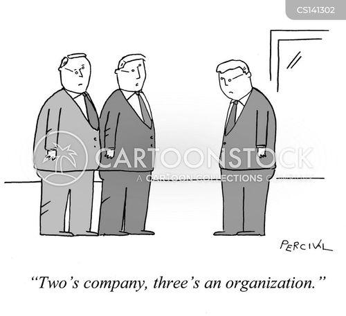 exclusions cartoon