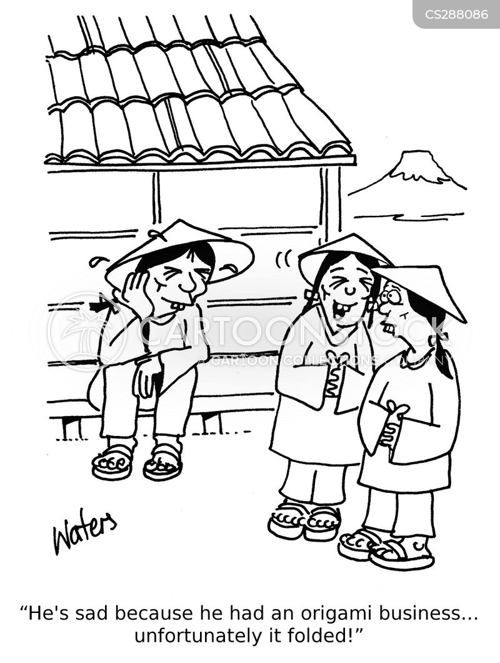 chinaman cartoon
