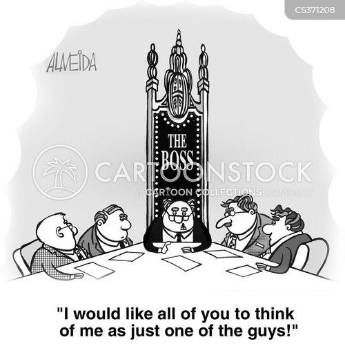 pretence cartoon