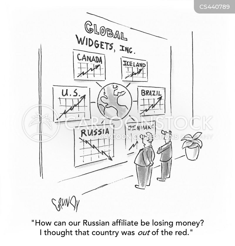 financial stability cartoon