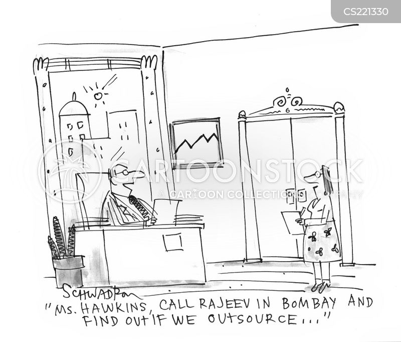 labor costs cartoon