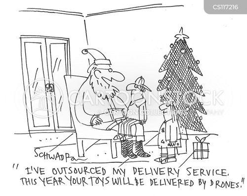 festive periods cartoon