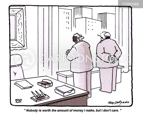 overpay cartoon