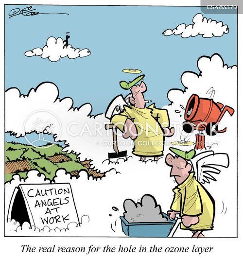 road workers cartoon