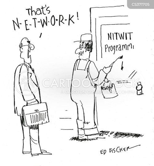 sign painters cartoon