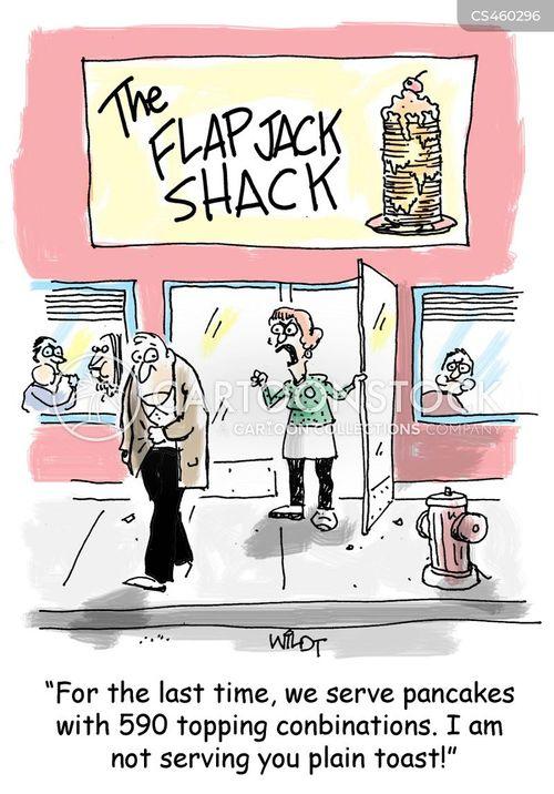 plain cartoon