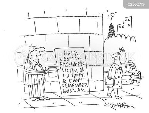 pandhandler cartoon