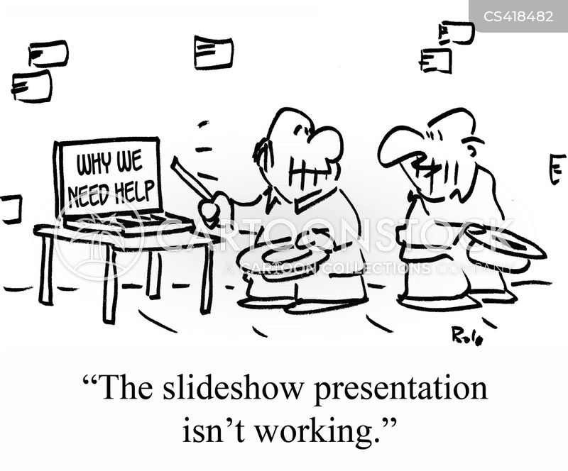 slideshows cartoon