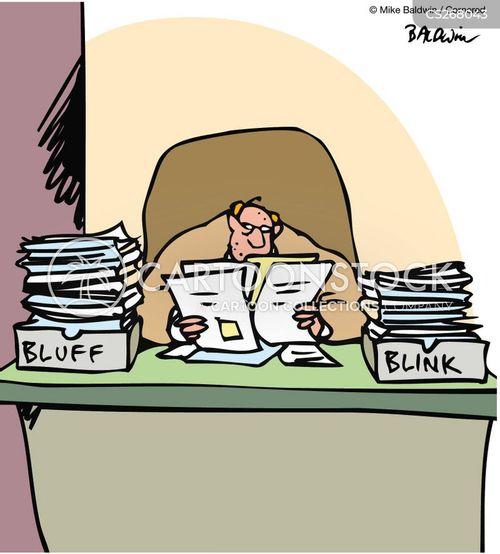 blink cartoon
