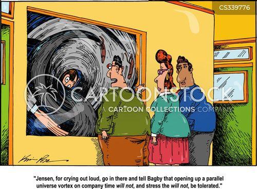 vortex cartoon