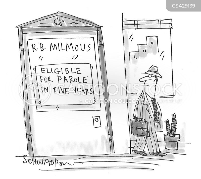 parole cartoon