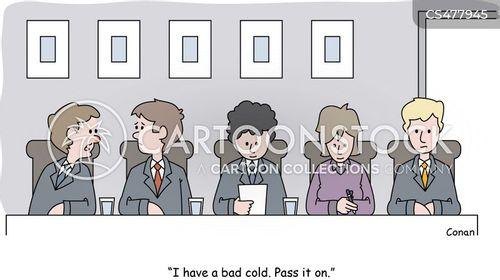 pass it on cartoon