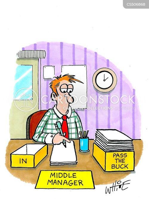 area manager cartoon