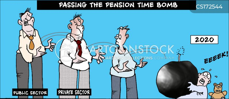 Image result for public sector payoffs cartoon