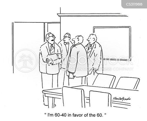 unfairly cartoon