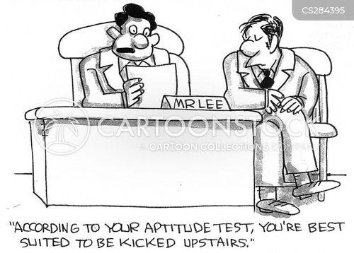 ideal job cartoon
