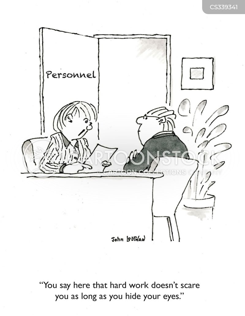 covering letter cartoon 4 of 4