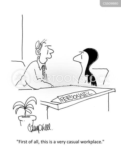 hiring manager cartoon