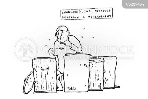research department cartoon
