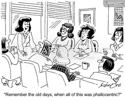 phallic cartoon