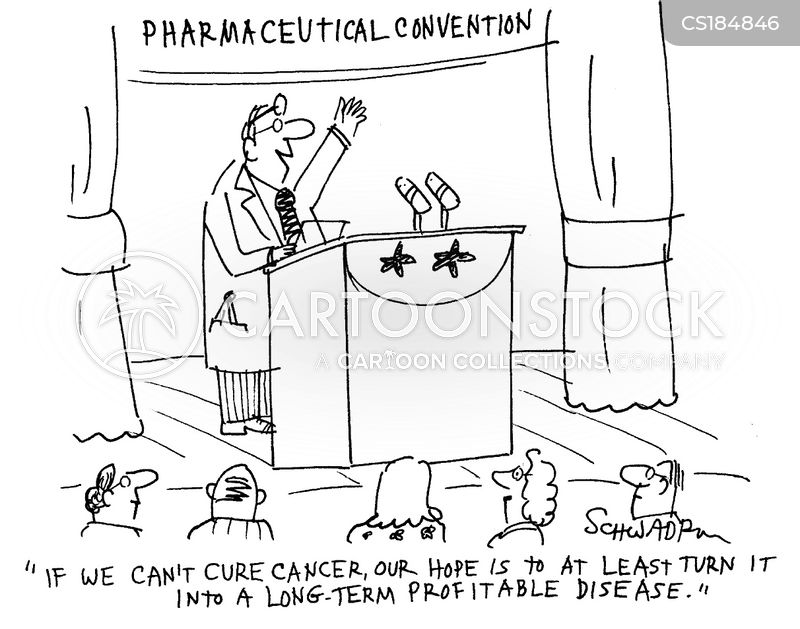 Image result for cartoon pharmaceutical industry greed