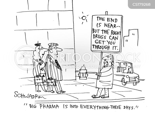 Cartoon – The End is Near | HENRY KOTULA