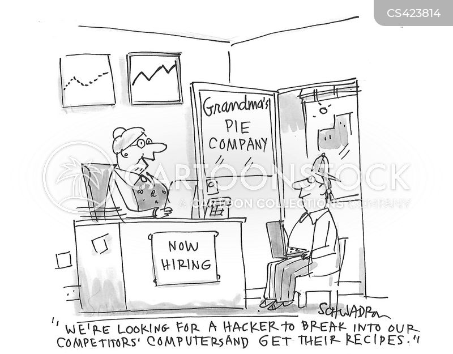 pie recipes cartoon