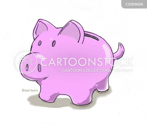 money management cartoon