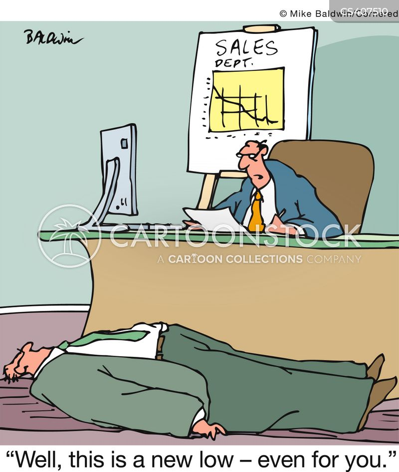 performance appraisals cartoon