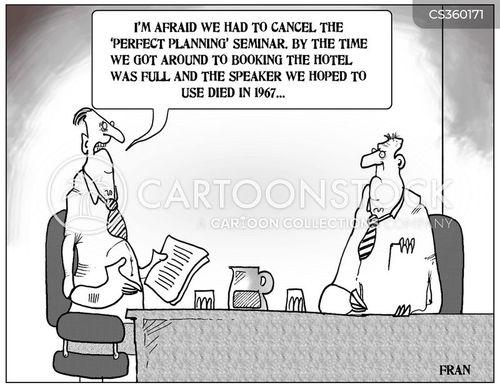 employee training cartoon